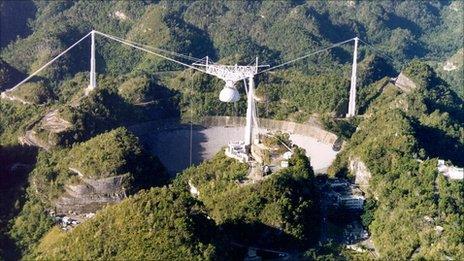 Arecibo Observatory (NAIC)
