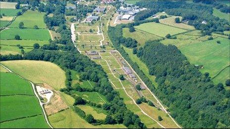 Rhydymwyn Valley site
