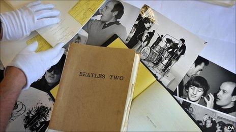 Richard Lester's archives