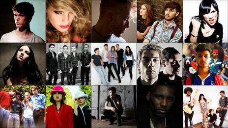 Sound of 2011 longlist artists