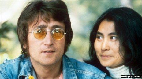 Lennon-Ono raw