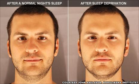 Sleep experiment