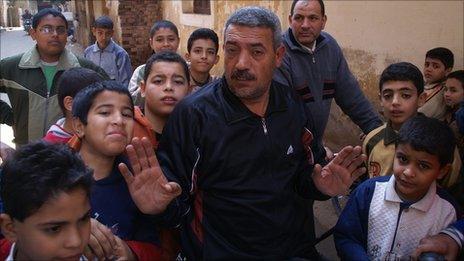 Villagers of Kafr el-Meselha