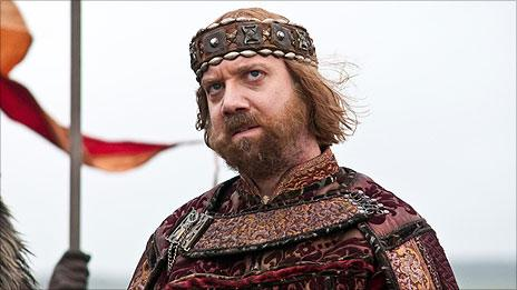Paul Giamatti as King John in Ironclad
