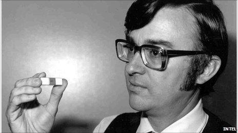 Ted Hoff at Intel