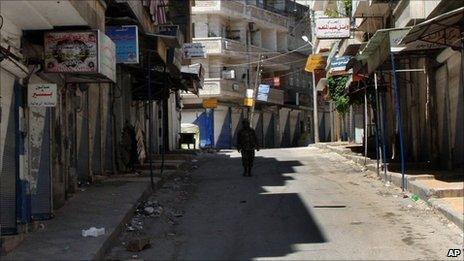 Government run facility to see Jisr al-Shughour - 14 June