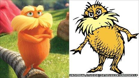 The Lorax composite