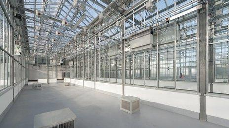 The National Plant Phenomics Centre at Aberystwyth University
