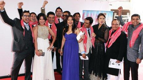 Cast and crew of The Gangs of Wasseypur