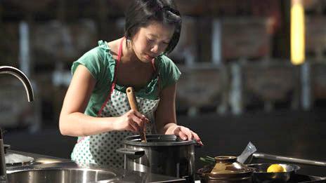 Christine Ha on MasterChef
