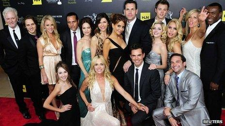 Cast of General Hospital