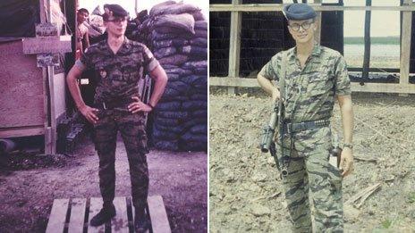 David Donovan in Vietnam