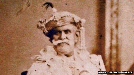 Maharajah of Benares