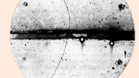 Wilson's cloud chamber enabled the discovery of anti-matter particles