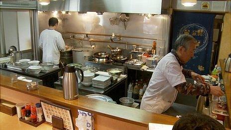 Shoraku restaurant