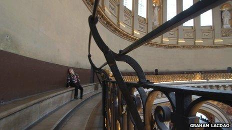 The Whispering Gallery at St Paul's