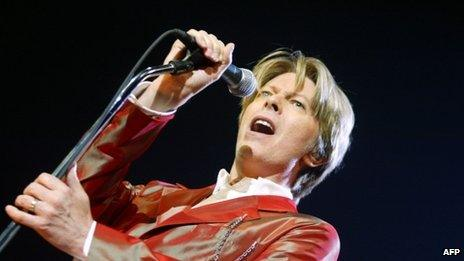 David Bowie Tribute 59 English Singer Poster Music Legend Star Photo Signed