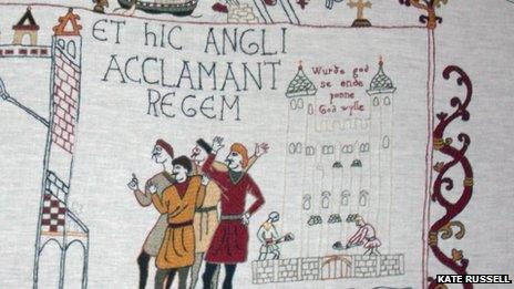 Alderney Tapestry