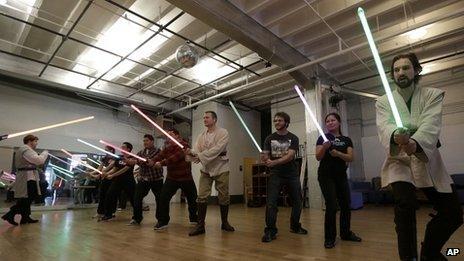 Jedi school in California