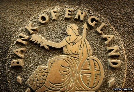 Bank of England symbol