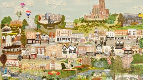 The Guildford Embroidery