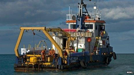 Marine Minerals Ltd