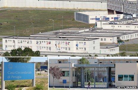 Knox prison