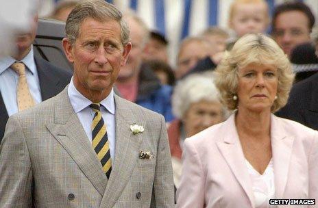 Prince Charles and Camilla Parker-Bowles, 2002