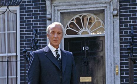 Iain Richardson as Francis Urquhart in House of Cards