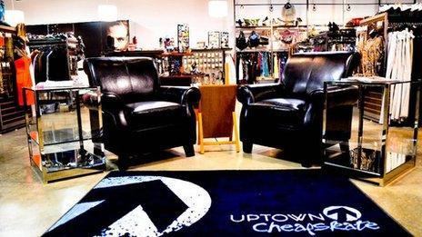 Uptown Cheapskate store in Augusta, Georgia