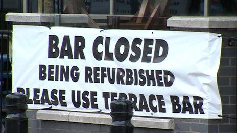 Shearer's Bar, Newcastle