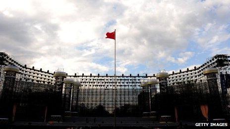 Tsinghua University, Beijing, 2011