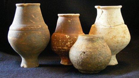 Roman vessels