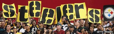 Steelers fans