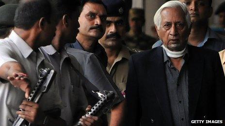 Lt Gen Brar arrives in Mumbai in Oct 2012