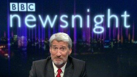 Jeremy Paxman's beard