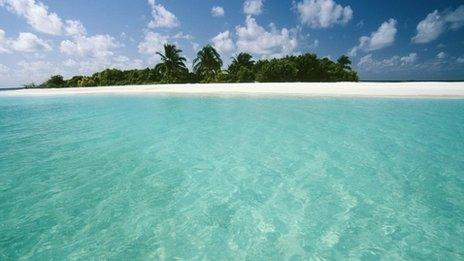 Maldives file photo