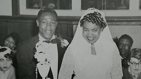 Roy and Ena Hackett