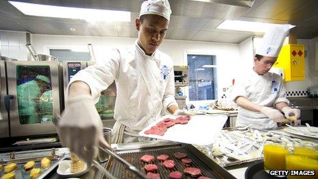 Chefs compete for scholarship award