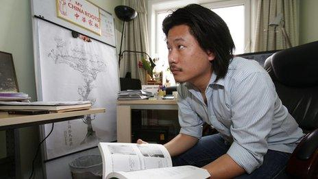 Genealogist in China Huihan Lie