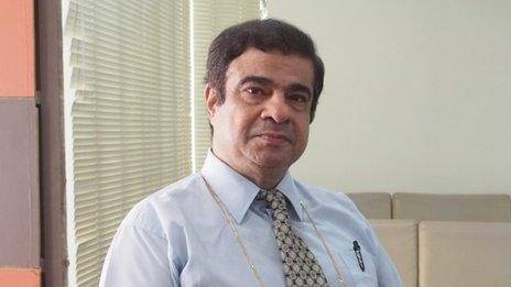 Businessman Yusuf Umer
