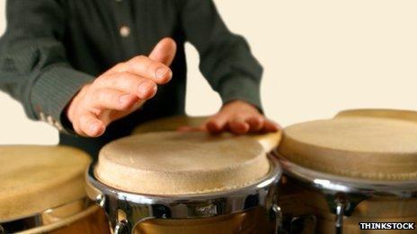 Drumming