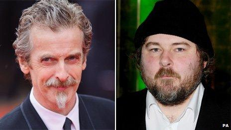 Peter Capaldi and Ben Wheatley