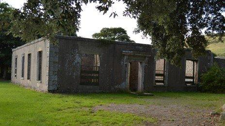 Tyneham Rectory