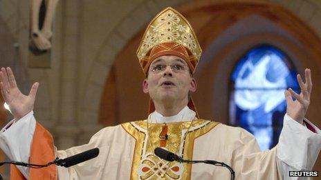 Bishop Franz-Peter Tebartz-van Elst