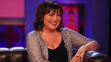 Lorraine Kelly (2010)