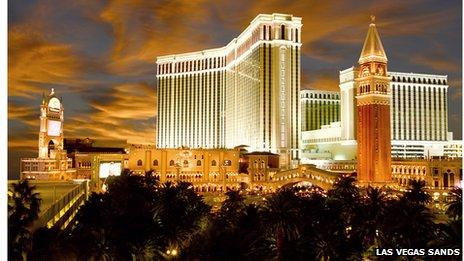 casino spain sands