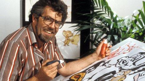 Rolf's Cartoon Time in 1981