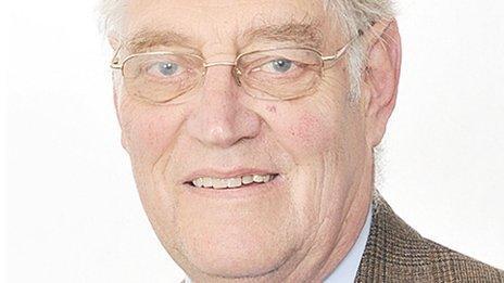 Councillor David Silvester