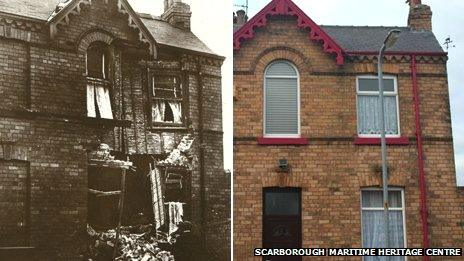 2 Wykeham Street 1914 and 2013